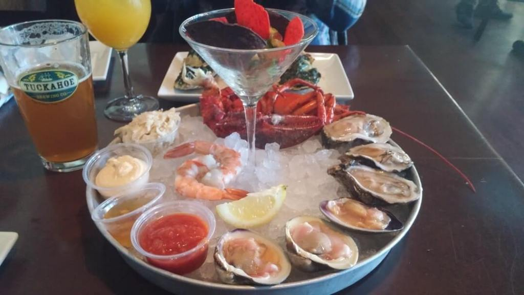 Harry's Oyster Bar and Seafood