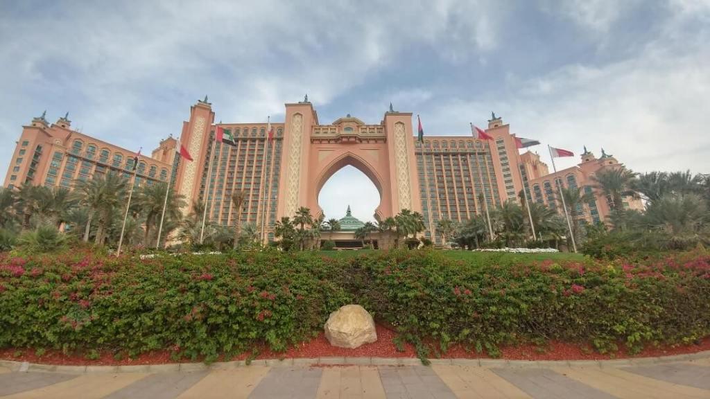 Atlantis the Palm, hotel, Dubai