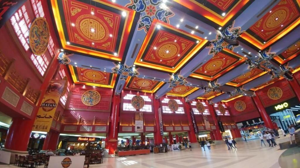 mall, design, Dubai
