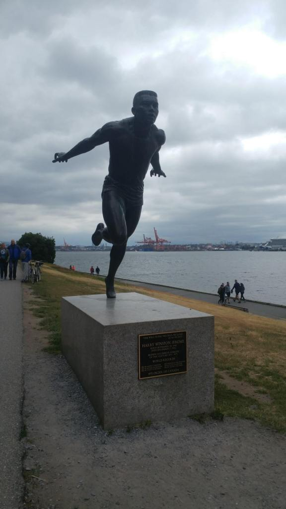 Harry Jerome Statue, Vancouver
