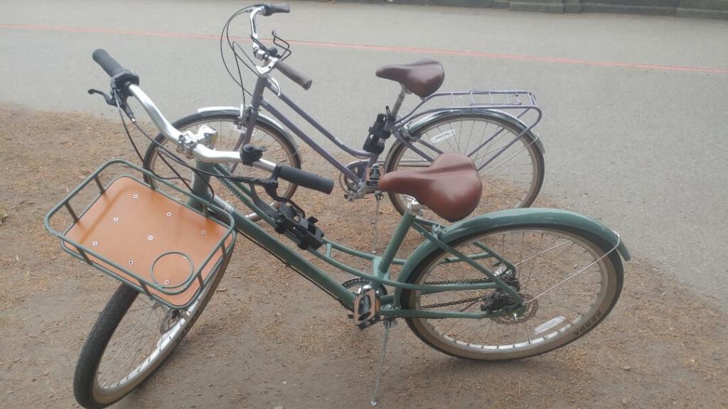 bikes, Stanley Park, biking