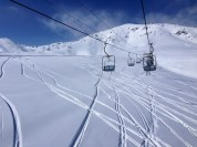 Empty slopes