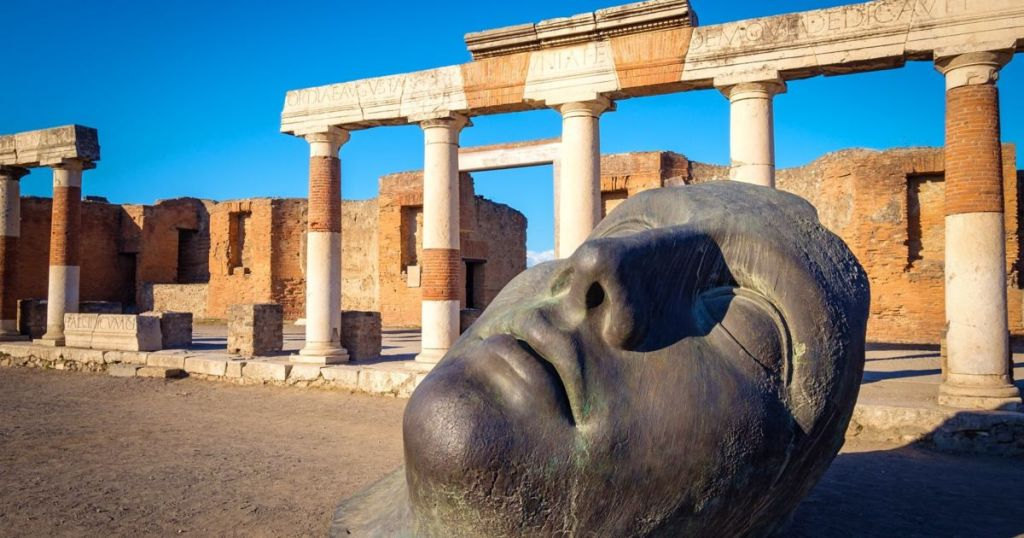 """Curious tales of why tourists have been returning """"cursed"""" items to Pompeii"""