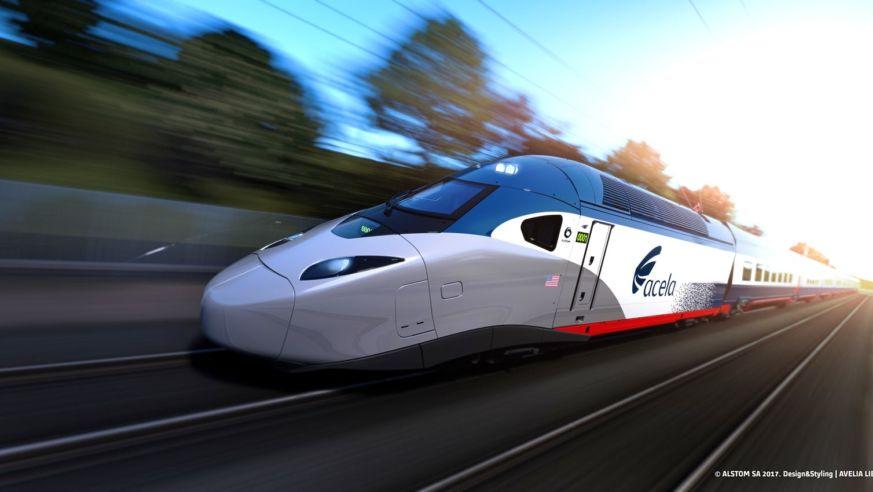 Amtrak Acela High Speed