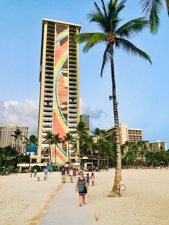 Hilton Hawaiian Village Waikiki Beach Resort Reopens
