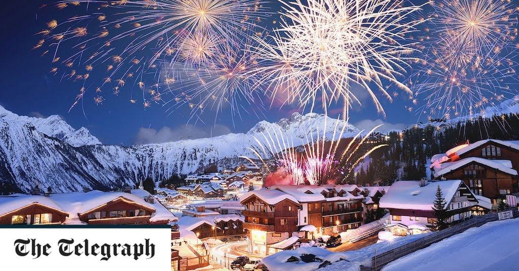 Revealed: The world's most luxurious ski resorts