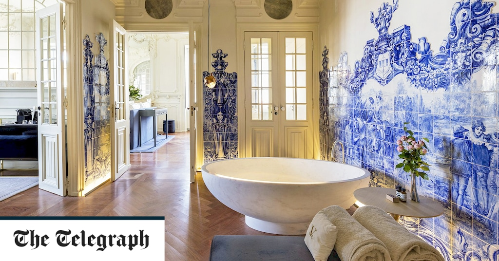 The best boutique hotels in Lisbon, from sumptuous suites to Instagrammable tiles