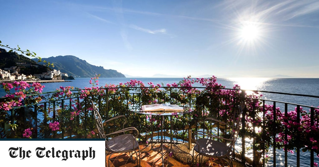 The best boutique hotels on the Amalfi Coast for a stylish stay in this chic corner of Campania