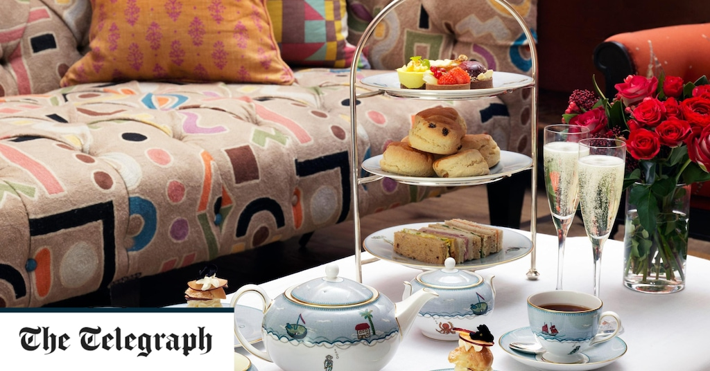 The best hotel gift experiences and afternoons teas to book for Mother's Day 2021