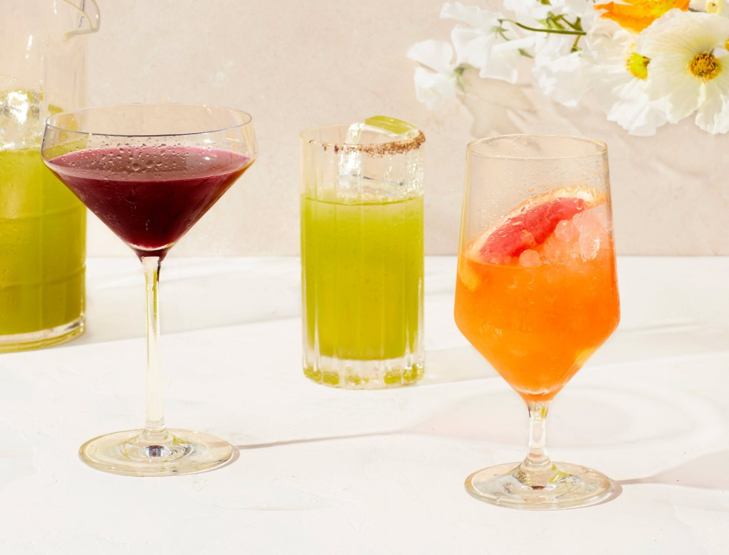 3 Produce-Driven Nonalcoholic Cocktails and Tricks for Using Up Scraps