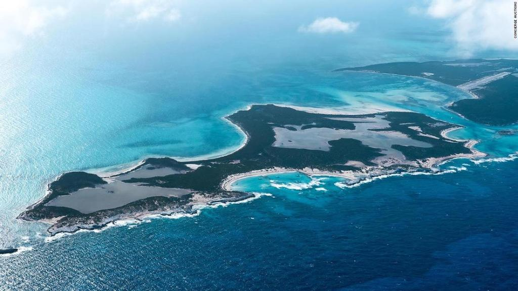 Bahamas private island goes on sale for $19.5 million