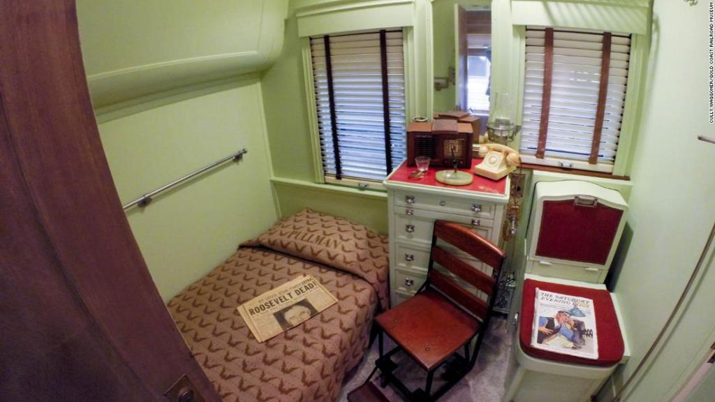Before Air Force One there was Train Car One
