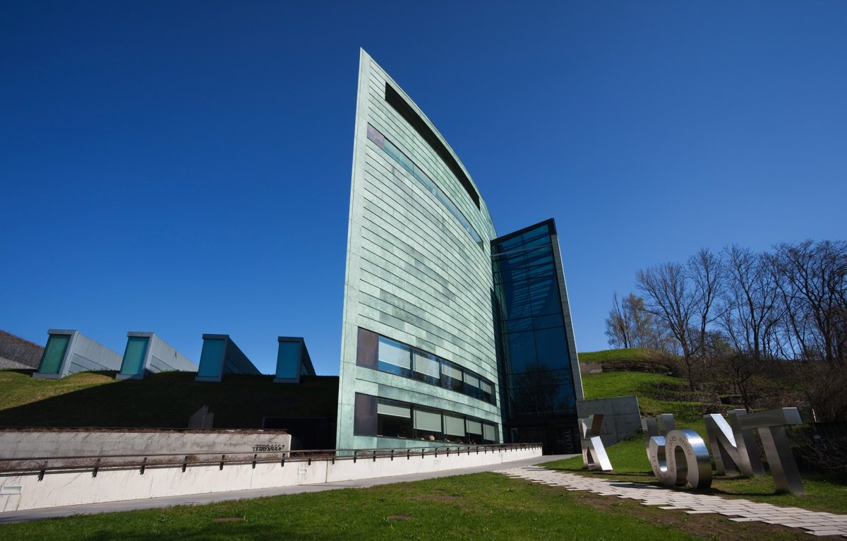 KUMU Art Museum of Estonia