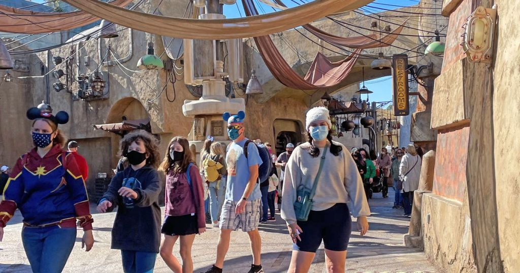 Disney during COVID-19: Is it safe?