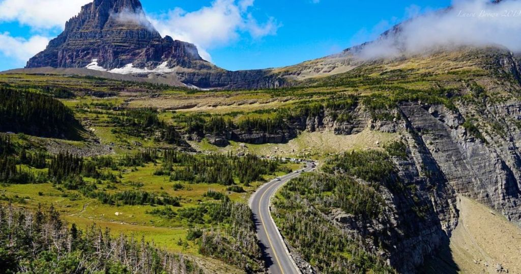 10 of the most scenic drives in the USA