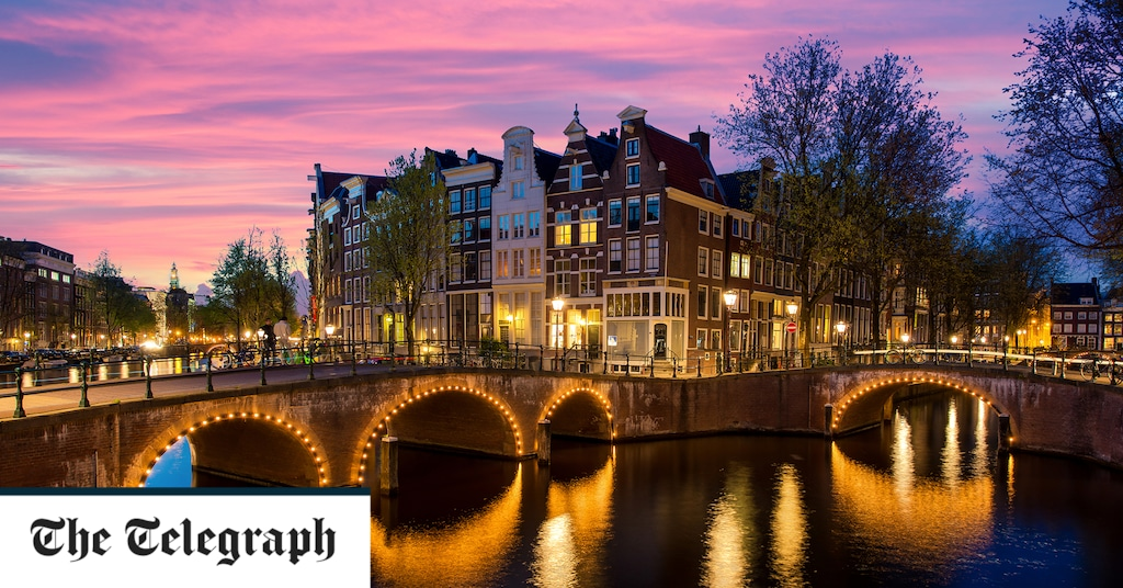 48 hours in . . . Amsterdam, an insider guide to navigating the city's canals and beyond