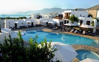 creta maris beach resort, crete, greece