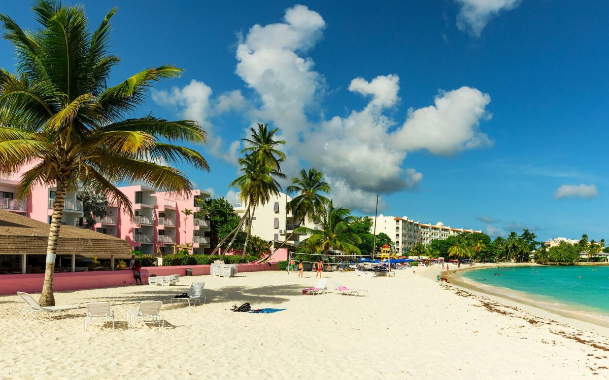 Caribbean economies, such as Barbados, are heavily reliant on tourism