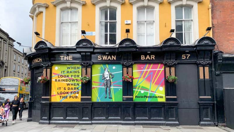 The Swan Bar Dublin