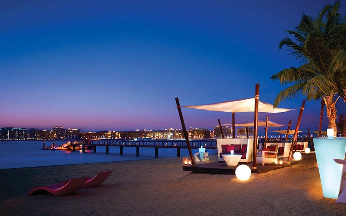 The Jetty Lounge, Dubai