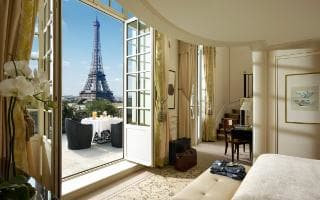 The best five-star hotels in Paris, from multi Michelin-starred restaurants to exquisite interiors