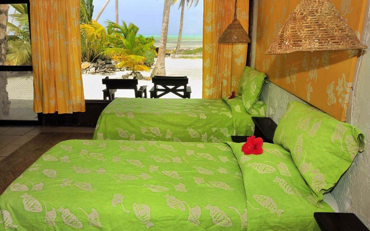 Small Hope Bay Lodge, Bahamas