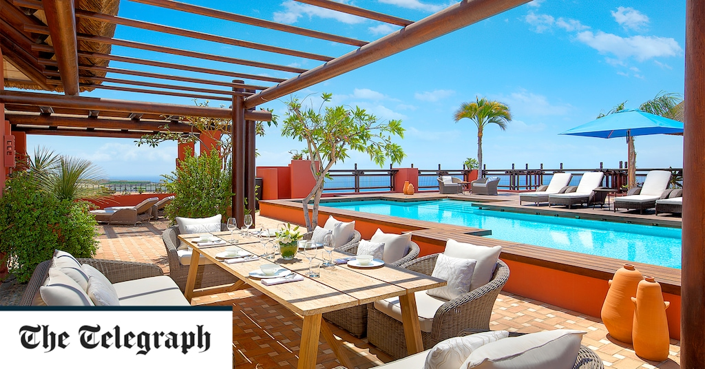The best five-star hotels in Tenerife for a luxury break on the Island of Eternal Spring