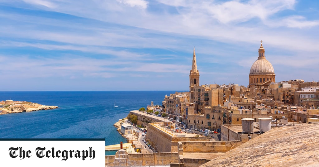 16 amazing things to see and do in Malta