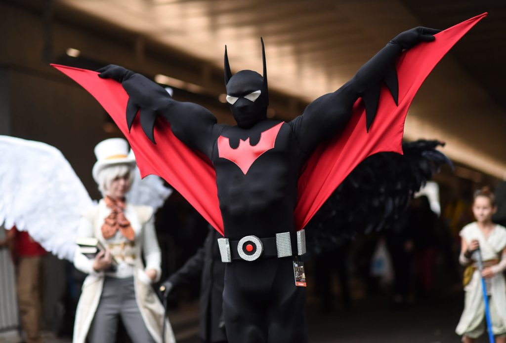 New York Comic Con will be hosted in person in 2021 with limited capacity