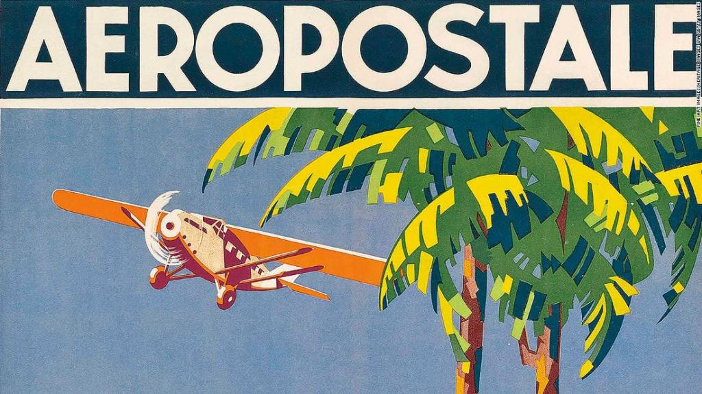 Aeropostale: The hero pilots who connected the world by airmail