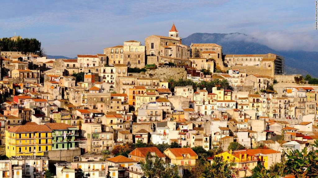 Another Italian town is selling houses for one euro