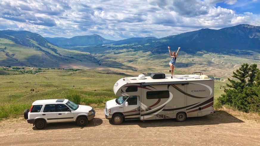 Rv Life Rooftop