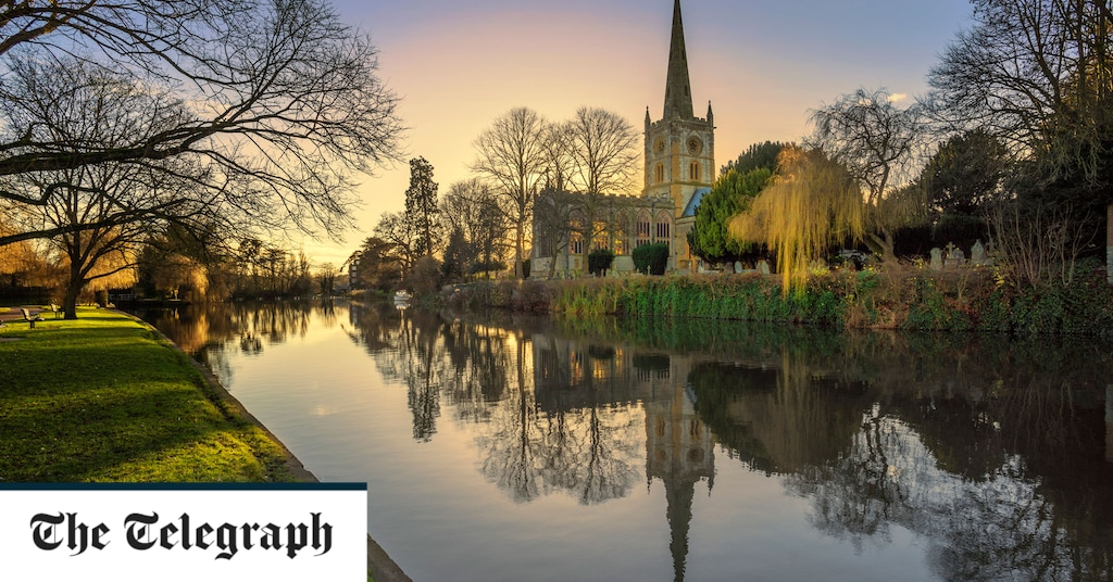 Much ado about Stratford-upon-Avon: Now is the perfect time to plan a visit Shakespeare's hometown
