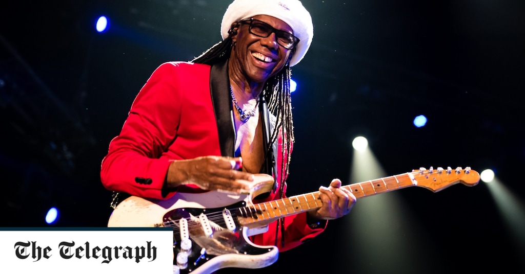Nile Rodgers: 'I know Ryanair isn't a luxury airline but I didn't expect to be treated like garbage'