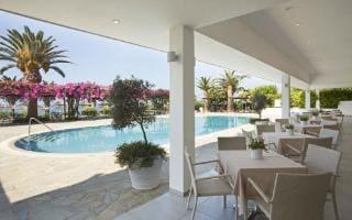 alion beach hotel, cyprus