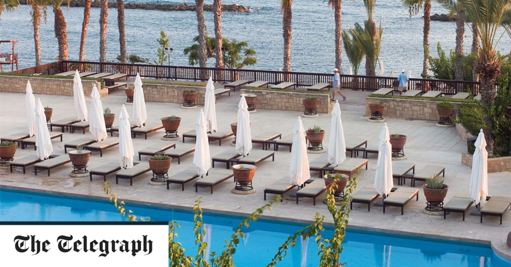 The best beach hotels in Cyprus, including ocean views, seafront restaurants and activities galore