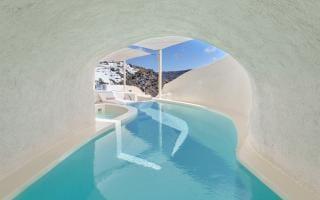Mystique hotel Oia, Greece