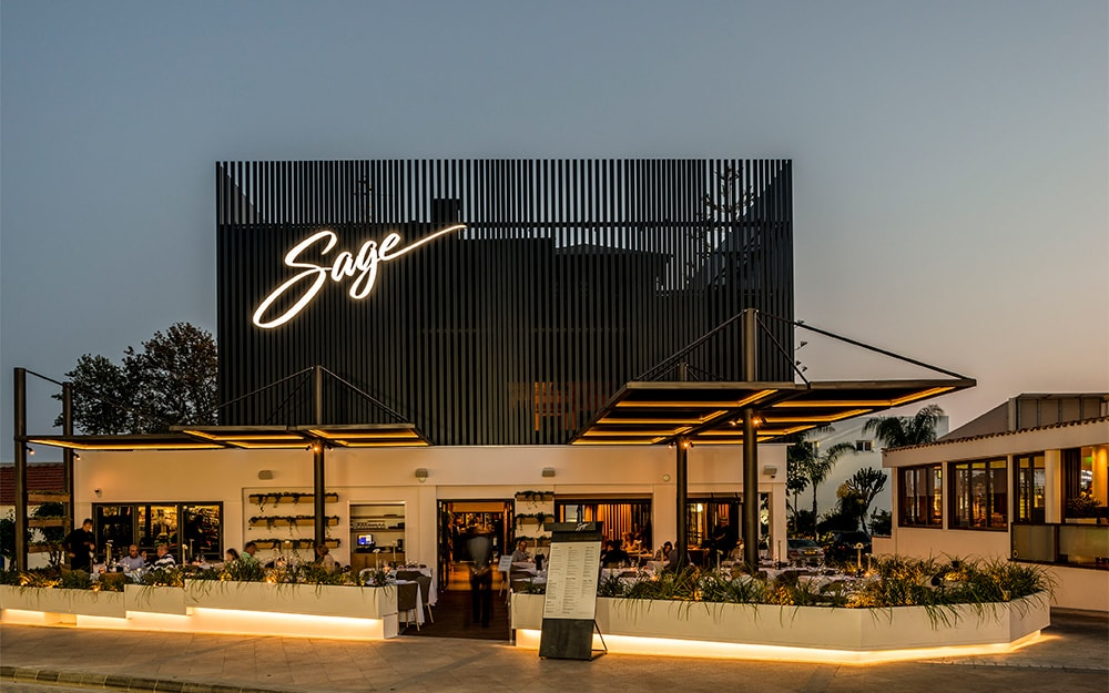 Sage, Cyprus