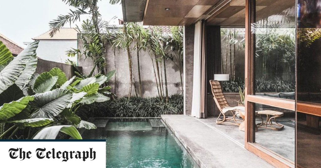 The best boutique hotels in Bali, from industrial-chic hideaways to antique joglo houses