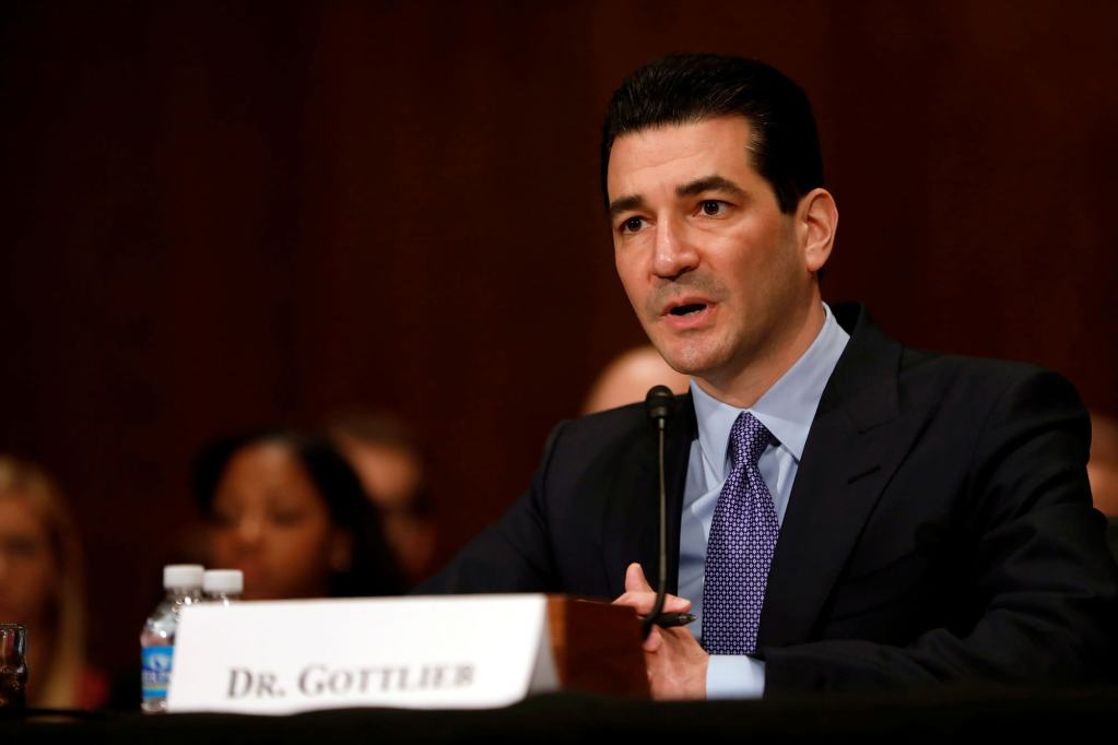 Dr. Scott Gottlieb says travel restrictions on India will have little impact on U.S. Covid cases