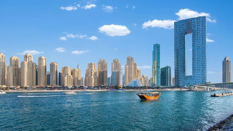 Address Beach Resort, Dubai, press images