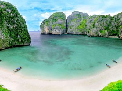 Maya Bay – The Most Famous Beach in Thailand