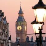 The Big Ben is Ticking Since 1859 in London