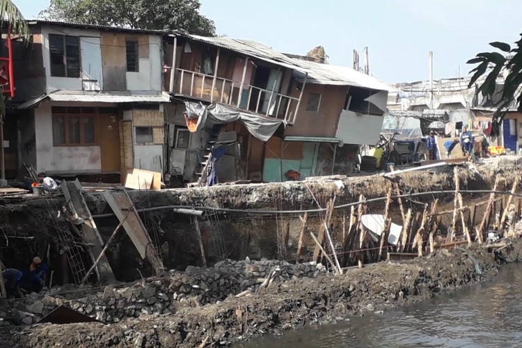 Jakarta is Sinking