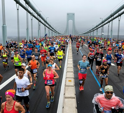New York City Marathon in 2020