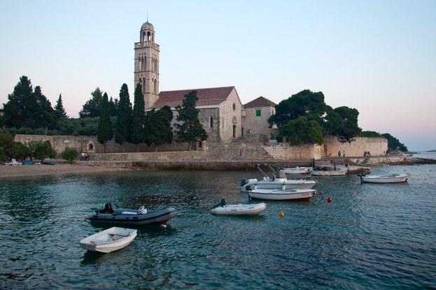 Franciscan Monastery, Hvar Town, Croatia