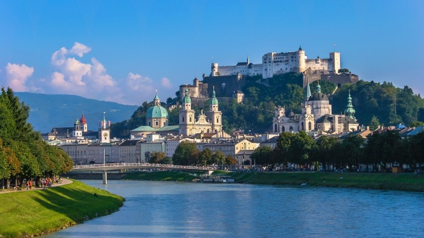 salzburg, Top cities to visit in 202