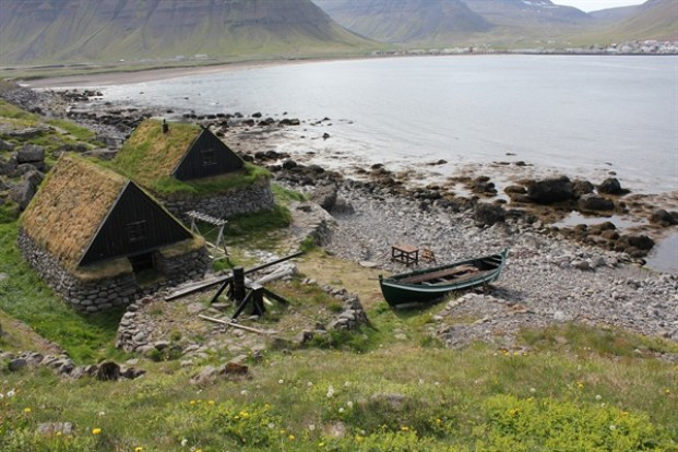 Osvor Maritime Museum Travel Westfjords in Iceland