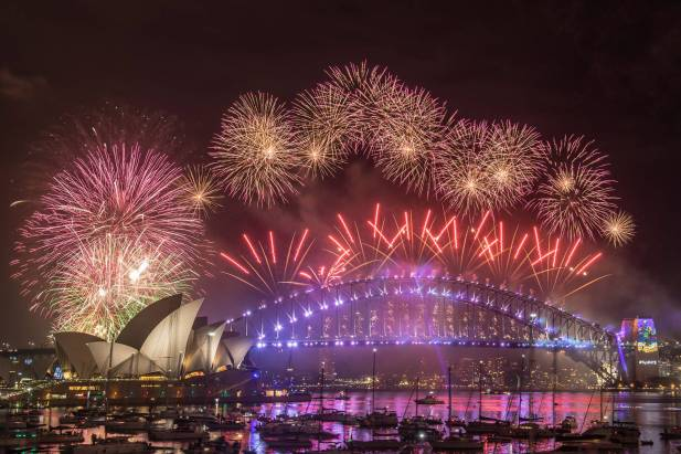 Sydney, Australia Celebrating 2020