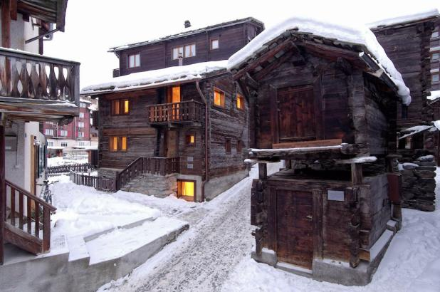 Hinterdorf Best 7 Places to visit in Zermatt Switzerland